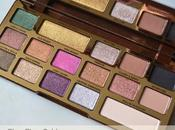 Review della palette Chocolate Gold Faced