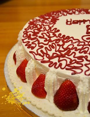 Torta Chantiily con decorazione Cornelli