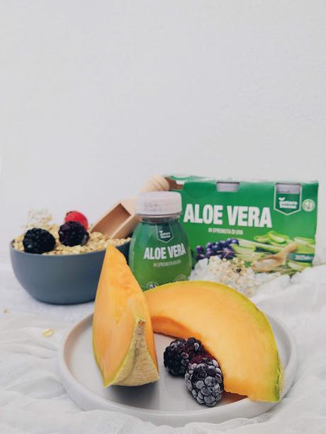 I nuovi estratti di Natura Buona: Aloe Vera e Zenzero