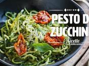 Come fare pesto zucchine