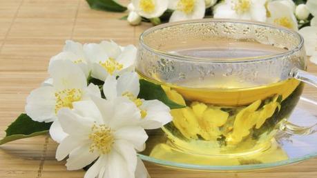 Tè freddo al gelsomino – La ricetta