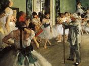 classe danza, Edgar Degas