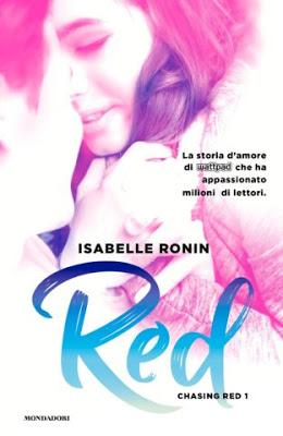 Anteprima:  Red di Isabelle Ronin
