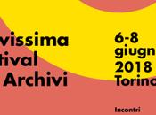 Archivissima festival degli Archivi Torino