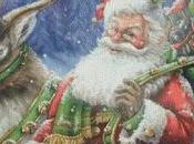 Schema punto croce: Babbo Natale_3