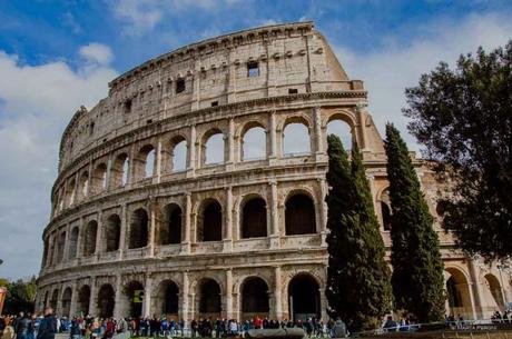 » Tra le luci di… Roma!