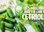 migliori ricette cetrioli