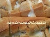 Pane all'Aglio formaggio) Garlic Bread