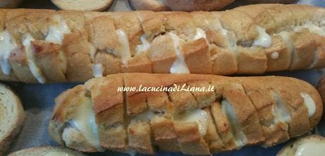 Pane all'Aglio (e formaggio) o Garlic Bread