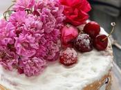 Naked Cake crema ricotta ciliege