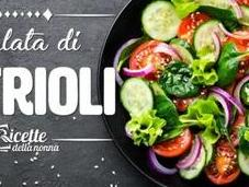 Insalata cetrioli: ingredienti varianti piatto light salutare