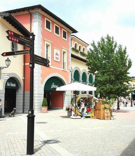 Serravalle Designer Outlet (AL)
