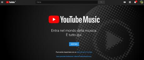 YouTube Music e YouTube Premium arrivano in Italia...ed è un grande caos!