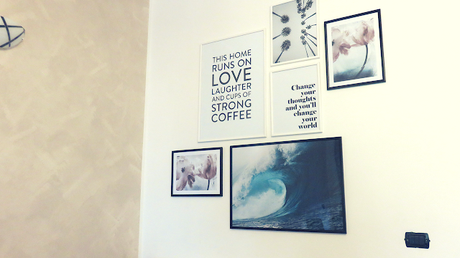Home sweet home: come abbiamo arredato la nostra casa con i quadri