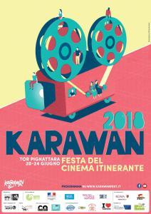 "Roma, Tor Pignattara e Pigneto: torna ""Karawan- La festa del cinema itinerante"""