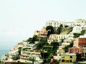 TRAVEL DIARY: Amalfi Coast Positano