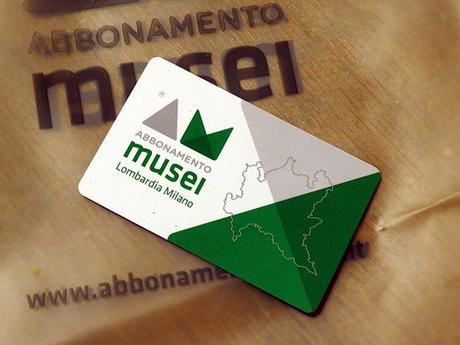 Milano - Abbonamento ai musei