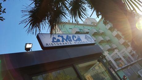 Ingresso La MI Cà ( Foto presa da Pagina Facebook La Mi Cà )