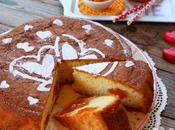 Torta soffice marmellata
