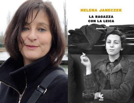 HELENA JANECZEK ragazza Leica