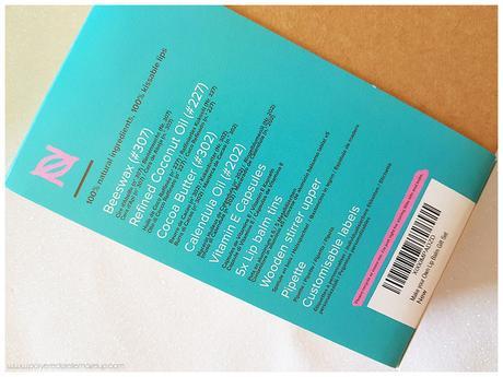 Balsamo labbra Lip Service Kit Naissance