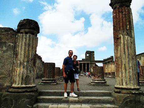 TRAVEL DIARY: Pompeii
