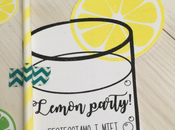 Festa tema limoni lime
