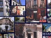 Telmo quartiere Buenos Aires meglio conservato l'antico aspetto coloniale.