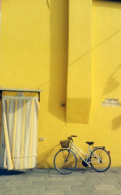 I mille colori di Burano