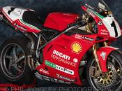 Ducati Factory C.Fogarty Team Infostrada 1999