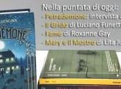 Bookmania 22/06/18: Petrademone, intervista Manlio Castagna altri libri consigliati