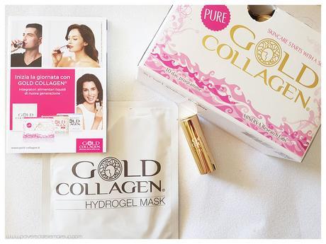 Cofanetto Gold Collagen Pure Beauty in a box