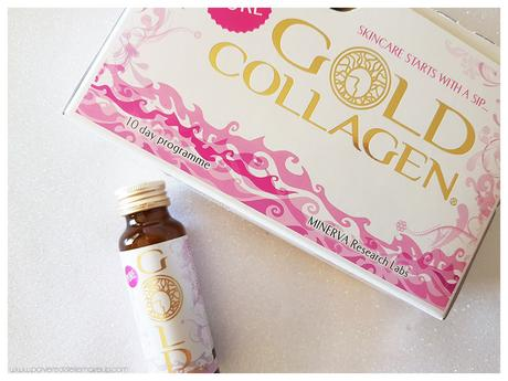 Gold Collagen Pure integratore liquido