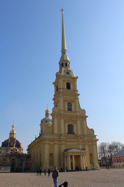 San Pietroburgo, la città degli Zar