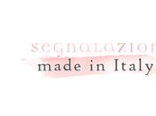 "Segnalazioni Made Italy: ""Perfetta lui"" Gina Laddaga"