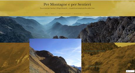 Il Blog di montagna di Andrea BINO