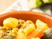 Spezzatino Pollo Verdure Estive Cous
