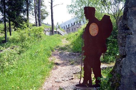 sentiero grande guerra luserna
