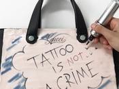 Gucci Tattoo: nasce prima borsa tatuata