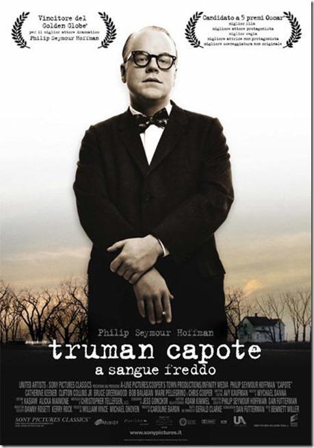 Truman Capote a sangue freddo