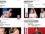 Stagione 2018/2019 Teatro della Cometa: salotto buono Roma