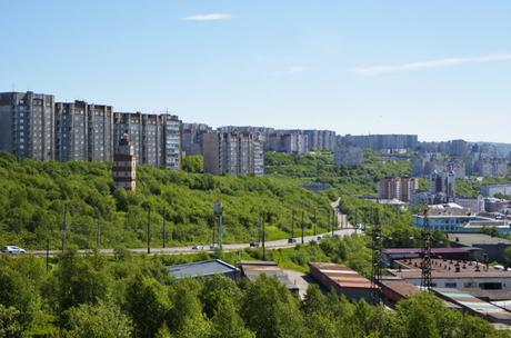 Murmansk Città Estrema