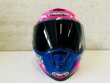 Caberg Drift M.Ferrari Misano 2018 #PinkyourLife Lopodesign