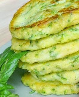 Le mitiche frittelle di zucchine