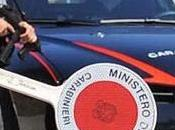 Controlli carabinieri centri Petilino: arresti denunce