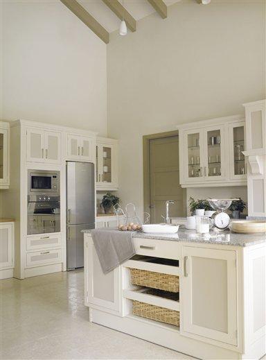 cocina, zona cocción. Cocina