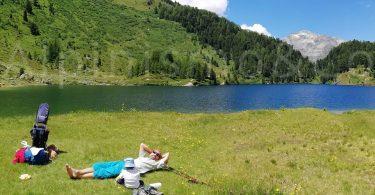 L'anello del Lago Cavloc e  Bitabergh