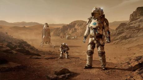 Secondo uno studio la Nasa avrebbe distrutto le prove della vita su Marte