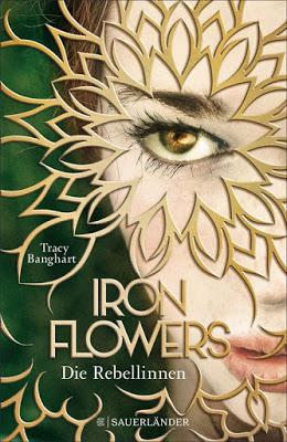 Cover Challenge #11 -  Iron Flowers di Tracy Banghart
