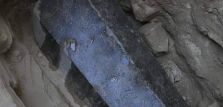 Egitto: Pronti a aprire Il sarcofago nero dei misteri Di Alessandria